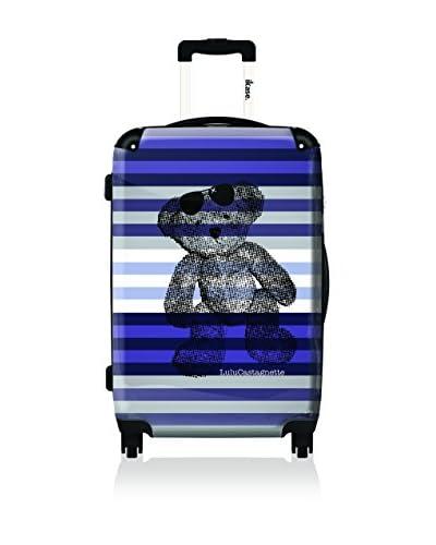ikase 20 Teddy By Lulu Castagnette Suitcase, Black