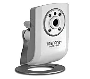 TRENDNET TV IP572WI Megapixel Wireless N Day / Night Internet Camera - Network camera + 3 YEARS WARRANTY