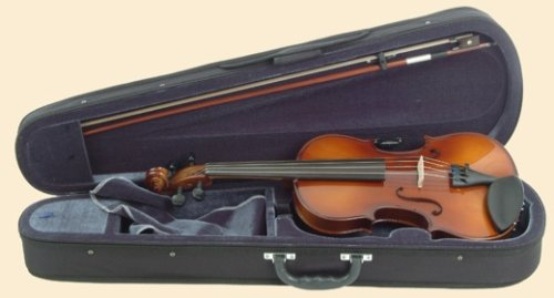 Primavera Prima 200 Violin Outfit 1/2 Size (Set Up)