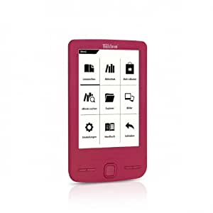 TrekStor e-Book Reader Pyrus mini rose