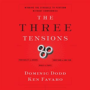 The Three Tensions: Winning the Struggle to Perform Without Compromise | [Dominic Todd, Ken Favaro]