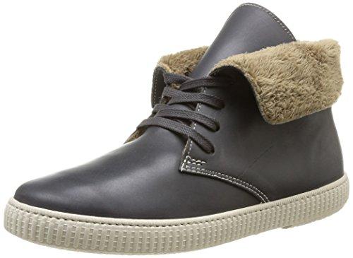 victoria-safari-alta-piel-tintada-pelo-unisex-adult-boots-grey-gris-coraza-38-eu