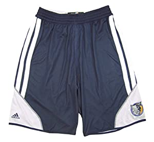 Buy NBA Charlotte Bobcats 2013-14 adidas Practice Shorts - Reversible - Size 4XL +2 Length by adidas