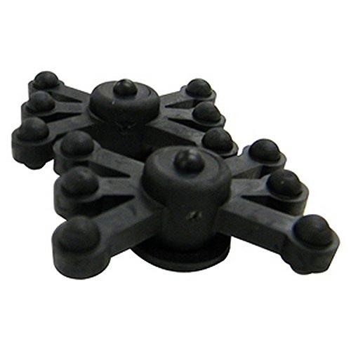 bowjax-monsterjax-solid-limb-dampener-for-crossbow-2-pack-black