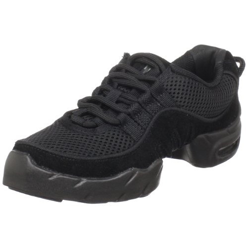 Bloch Women's Boost Mesh Sneaker Dance Sneaker,Black,6 X(Medium) US (Bloch Split Sole Sneaker compare prices)