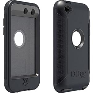 OtterBox Defender Case for iPod Touch 4th Gen (Black/Coal)