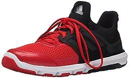 adidas Performance Men\'s Adipure 360.3 M Training Shoe,Vivid Red/Black/Black,15 M US