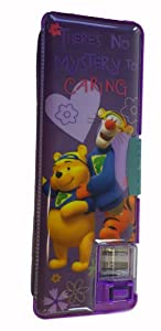 Winnie the Pooh Deluxe Pencil Box - My Friends Tigger and Pooh Pencil Case