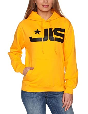 Official License JLS Yellow Logo Hoodie - Small