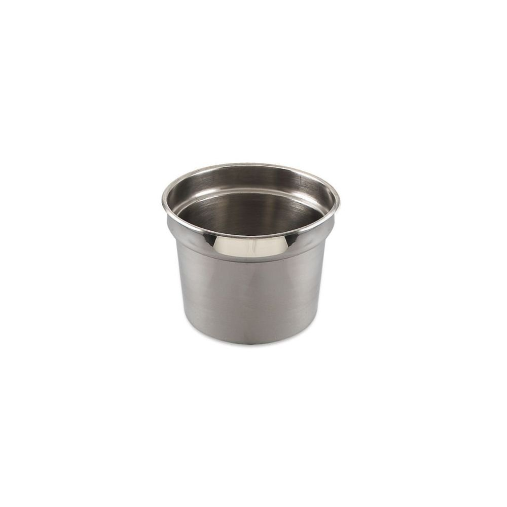 Browne Foodservice VI01012 Stainless Steel Vegetable Inset, 11-Quart $14.86