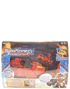 Transformers Armada Overload with rollout mini-con