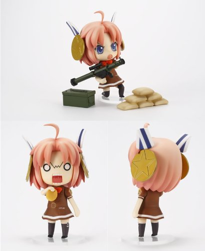 Magical Marine Pixel Maritan: Intense Battle Version Nendoroid Figure Limited (japan import)