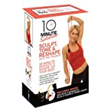 10 Minute Solution: Sculpt, Tone & Reshape Kit W/ Figure 8'sSculpt, Tone & Reshape Kit with Figure 8's ~ Amy Bento