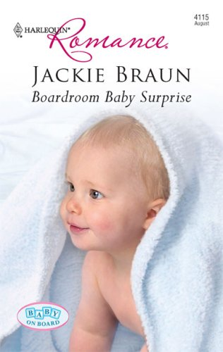 Image of Boardroom Baby Surprise