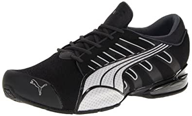 PUMA Men's Voltaic III NM Fashion Sneaker,Black/Dark Shadow/PUMA Silver,14 D US