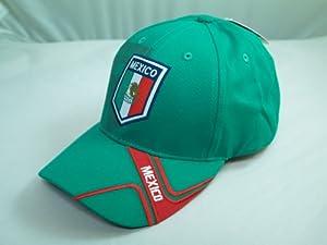 mexico official team logo cap hat mx002
