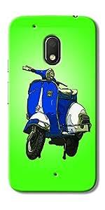 Motorola Moto G4 Play Designer Hard Plastic Back Cover By DigiPrints