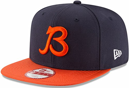 Chicago Bears 2016 Sideline Snapback B Logo Official On-Field 9FIFTY 12217 (Chicago Bears Bucket Hat compare prices)