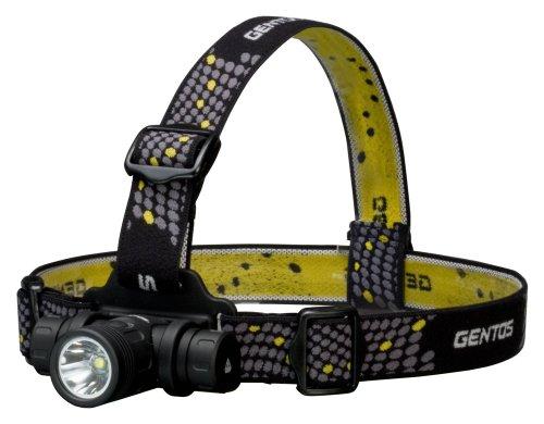 ジェントス ヘッドライト ティーレックス TX-540XM