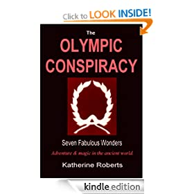 The Olympic Conspiracy (Seven Fabulous Wonders)