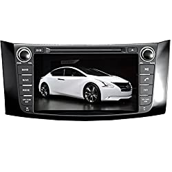 See Top-Navi 8 inch Car DVD Player for NISSAN SYLPHY 2012-Suits for Nissan Bluebird Sylphy 2012 2013 2014 Nissan Sentra (North America)Nissan Pulsar (Australia) with GPS Navigation Mobile Multimedia Details