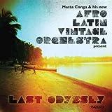Afro Latin Vintage Orchestra Last Odyssey [VINYL]
