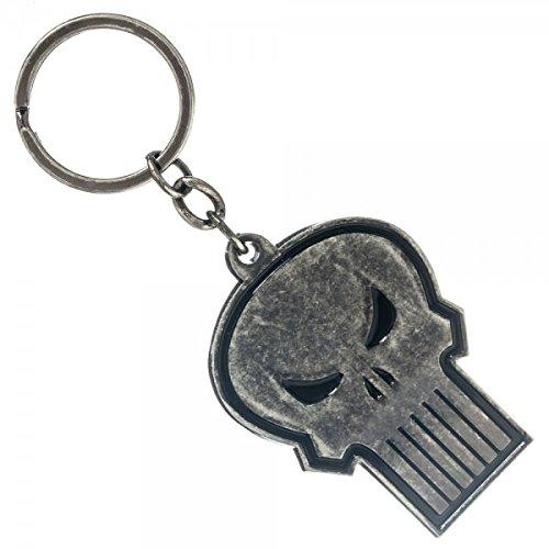 Marvel The Punisher Metal Keychain