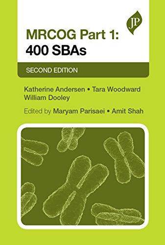 Mrcog - 400 Sbas (Postgrad Exams)