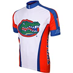 NCAA Florida Gators Cycling Jersey by Adrenaline Promotions