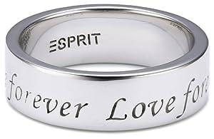 Esprit - ESRG91737A180 - Bague Femme - Argent 925/1000 - T 56