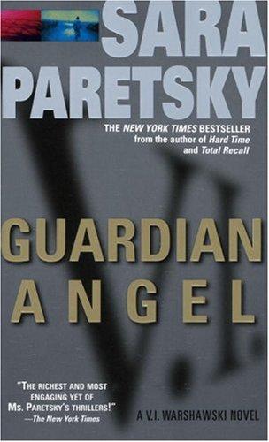 Guardian Angel, SARA PARETSKY