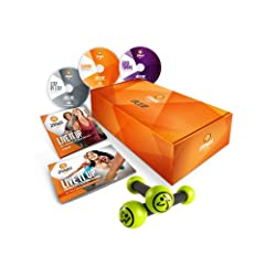 Buy Zumba Fitness Gold Live It Up DVD Set for the Baby Boomer Generation by Zumba Fitness