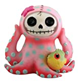 Octopee Octopus Furry Bones Statue