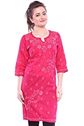 ADA Exclusive Embroidered Women Luxurious Tunic Kurti Kurta Dress A99106