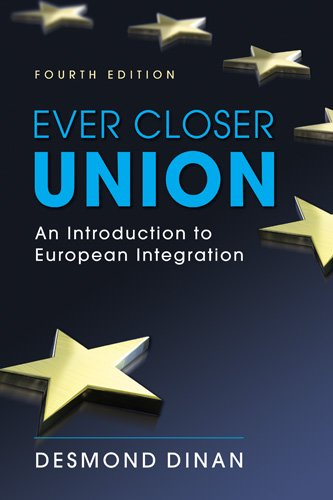 Ever Closer Union: An Introduction to European...
