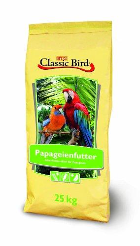 Classic Bird 25100 Papageienfutter 25 kg