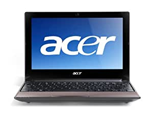Acer Aspire One AOD255E-1853 10.1-Inch Netbook (Sandstone Brown)
