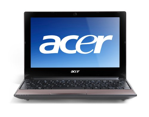 Acer Aspire One Aod255E-13813 10.1-Inch Netbook (Sandstone Brown)