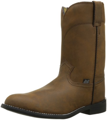 Justin Boots Women's Farm and Ranch Equestrian Boot