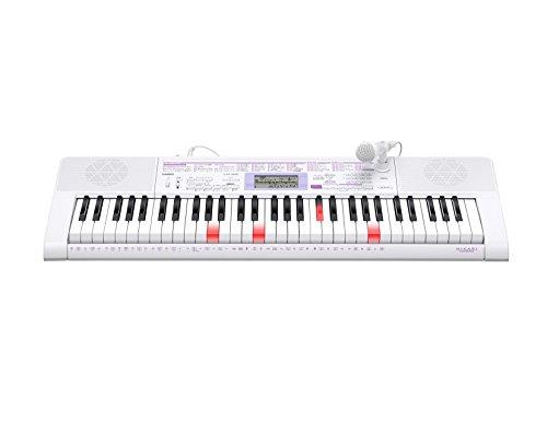 カシオ 電子キーボード61標準鍵 光ナビゲーションキーボード LK-122