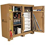 """Knaack 112 60"""" x 30"""" x 57"""" Cabinet with Drawers"""