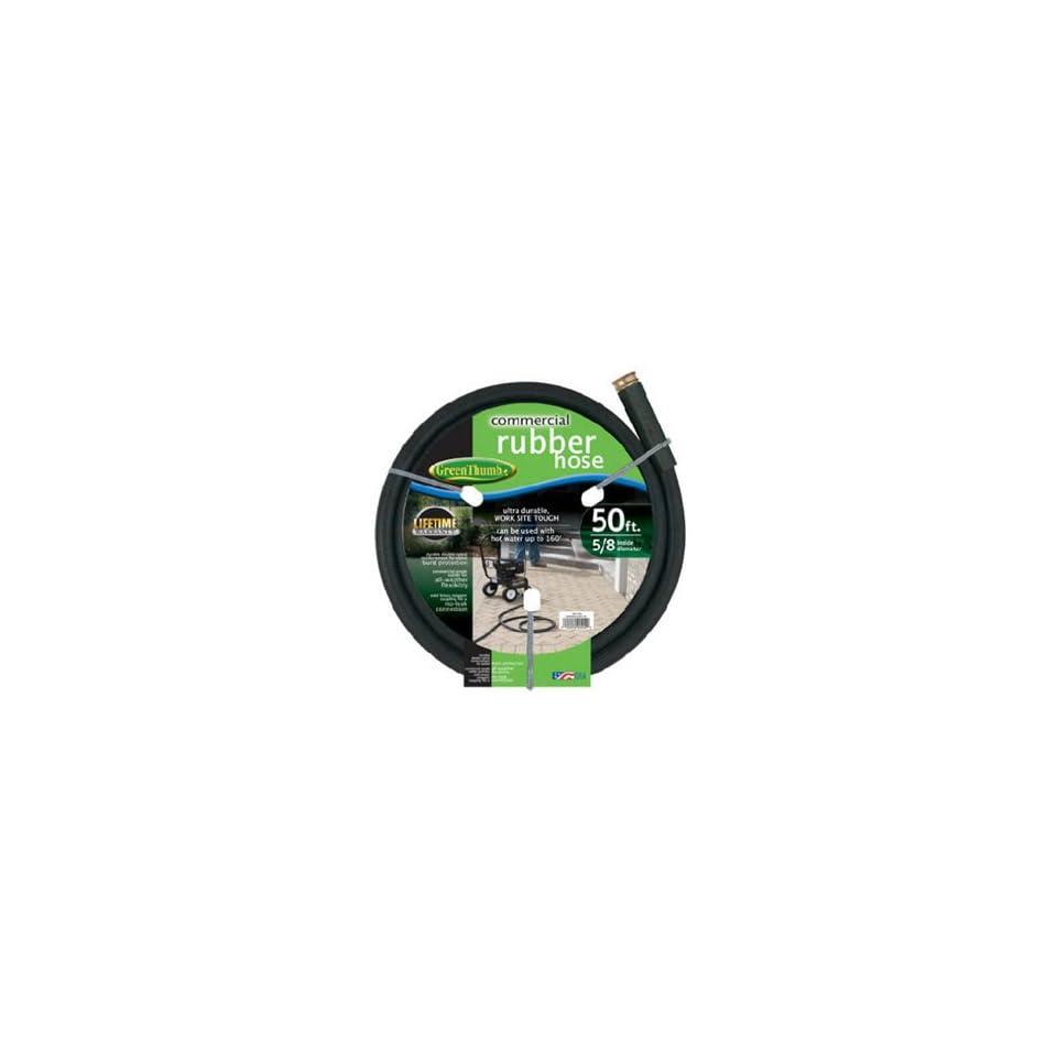 Teknor Apex Company Gt 5/8X50 Rubb Gdn Hose 136 911 Rubber Hose