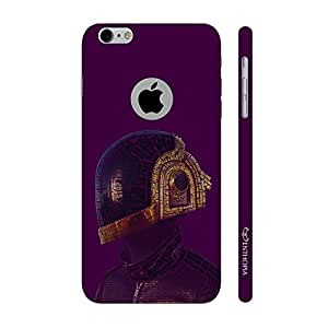 Enthopia Designer Hardshell Case Daft Punk Back Cover for Apple Iphone 6, 6s With Hole