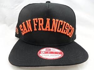 MLB San Francisco Giants Flip Up City 9Fifty A-Frame Snapback Cap by New Era