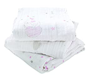 aden + anais Lovely Musy Muslin Square