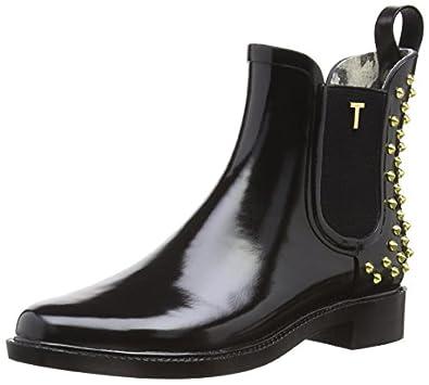 Ted Baker Womens Liddied Wellington Boots Amazon Co Uk