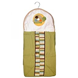 Kidsline Wiggle Bugs Crib Bedding Collection - Wiggle Bugs Diaper Stacker