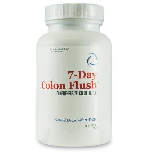 Amazon.com: 7 Day Colon Flush - 7 Day Colon Cleanse - Colon Cleanse ...