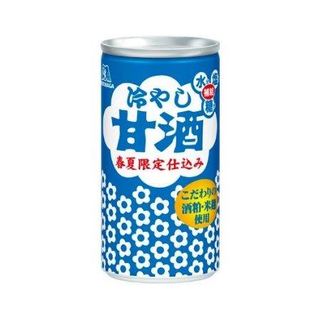 森永製菓 冷やし甘酒190g缶×30本入×(2ケース)