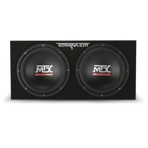 Mtx - Tne212D - Enclosed Car Subwoofers